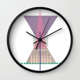 Wood 01 Wall Clock