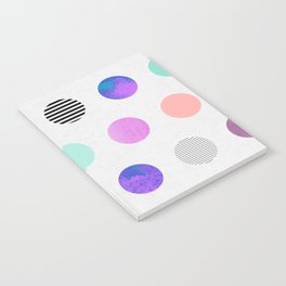 Just Pretend Polka Dots Notebook