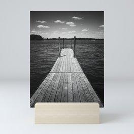 The Dock Mini Art Print