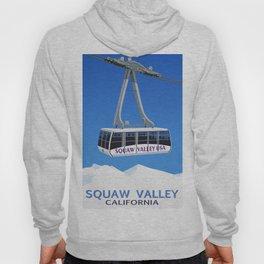 Squaw Valley Ski Resort ,LakeTahoe , California Hoody