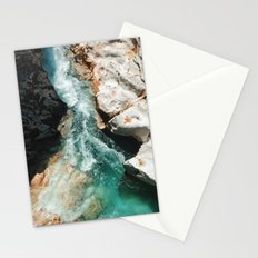 Beautiful river Stationery Cards