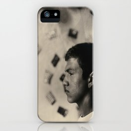 Spiral Minded iPhone Case