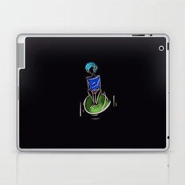 flying on something Laptop & iPad Skin