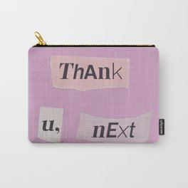 thank you next - Ariana - pink Carry-All Pouch