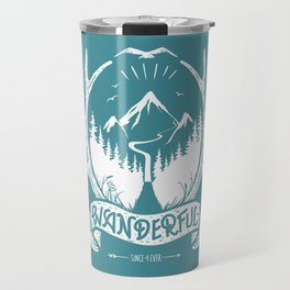 wanderful! Travel Mug