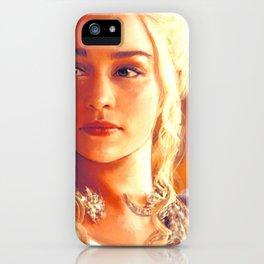 Dragon Queen iPhone Case