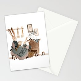 Mommy Daughter Time Stationery Cards