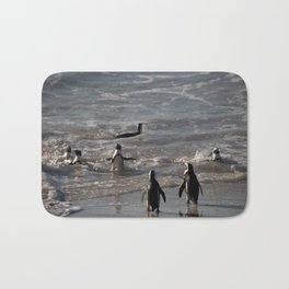 Into the Water Bath Mat