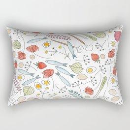 Midsummer Table Rectangular Pillow