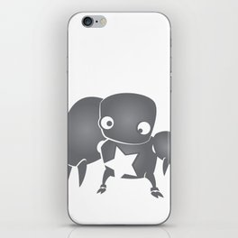 minima - slowbot 003 iPhone Skin