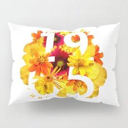 Flower 1965 Pillow Sham