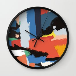 Festival Wall Clock