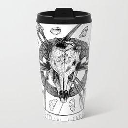 Spiritual Warrior Metal Travel Mug