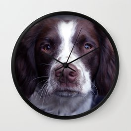 great dog Wall Clock