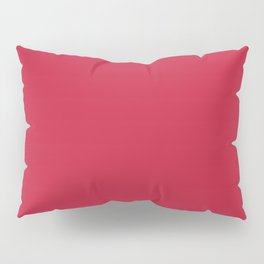 Cardinal - solid color Pillow Sham