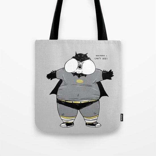 Fat Kid Costume Tote Bag