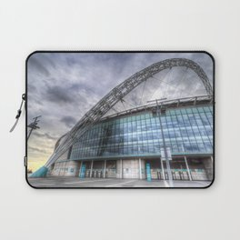 Wembley stadium London Laptop Sleeve
