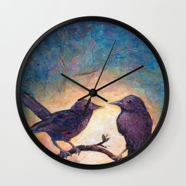 Searching For Sacraments: Confession Wall Clock