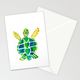 Turtle Love Stationery Cards