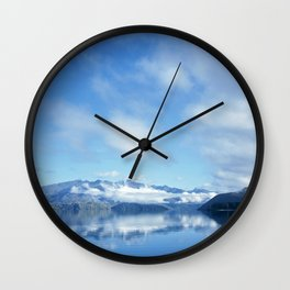 Lake Wanaka Wall Clock