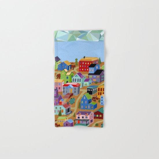 Tigertown Hand & Bath Towel