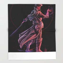 Pavus Throw Blanket