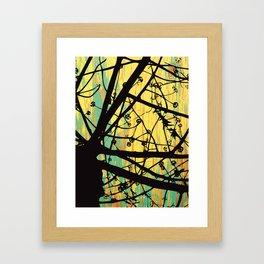 Coots Series 1 of 4 Framed Art Print