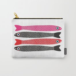 ANCHOVIES Graphic Carry-All Pouch