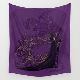 Something Wicked this way Comes... Wall Tapestry