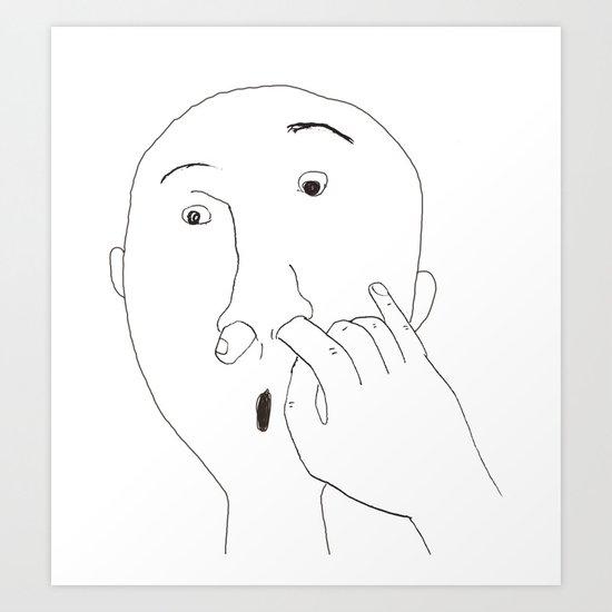 pick Art Print