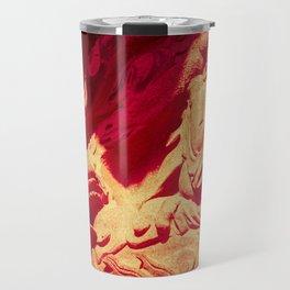 Dragon's Pray Travel Mug