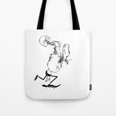 Late to go back Tote Bag