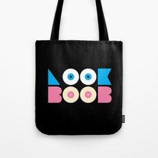 look at boobs! Tote Bag