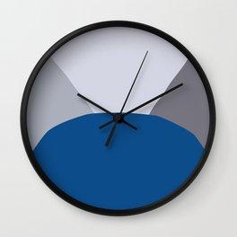 Deyoung Lapis Blue Wall Clock
