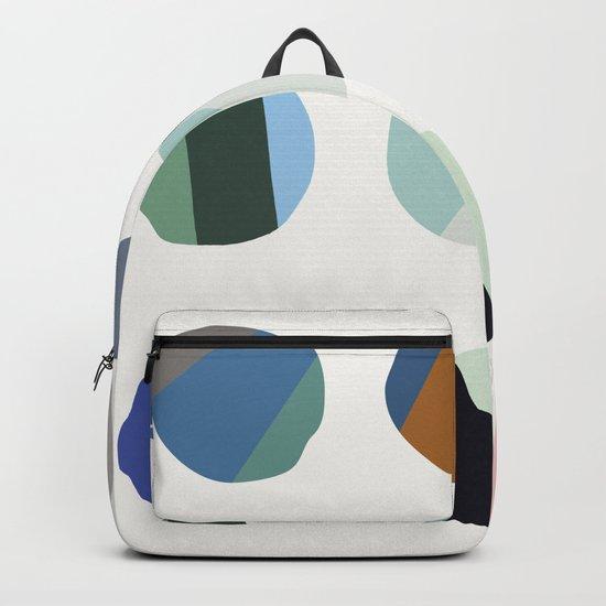 Splitting Atoms Backpack