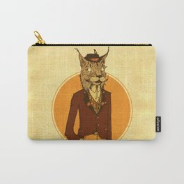 {Bosque Animal} Lince Carry-All Pouch