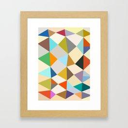 Shaped Framed Art Print