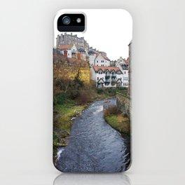 Water of Leith Edinburgh 3 iPhone Case