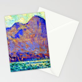 Childe Hassam Mount Beacon Stationery Cards
