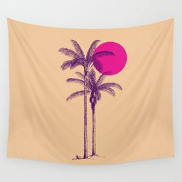 palm dream Wall Tapestry