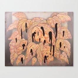 Foliage II Canvas Print