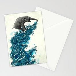 Self Serve/Surf Stationery Cards