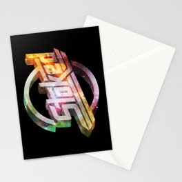 Stoked Cosmos Stationery Cards