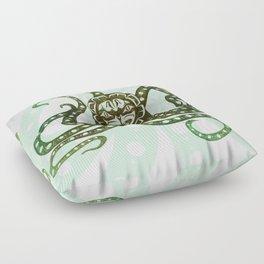 Giant Pacific Octopus Floor Pillow