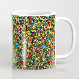 Flower doodles Coffee Mug