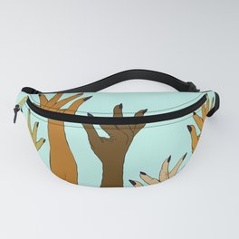 Hands Don't Judge - Size Don't Matter ... NOT! ;) Fanny Pack