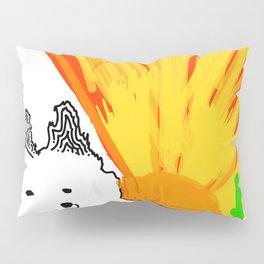 Sun Sets on Samoyed Pillow Sham