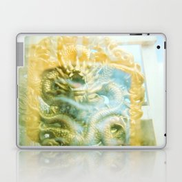 Hawaiian Tiki Laptop & iPad Skin