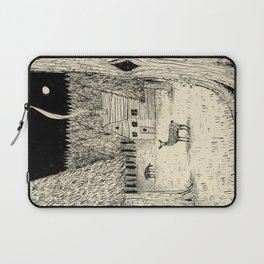 'In The Clearing' Laptop Sleeve