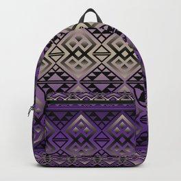 The Lodge (Purple) Backpack